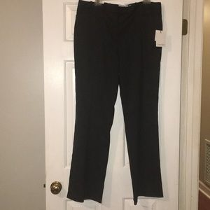 New Charcoal gray Calvin Klein pants. Size 12